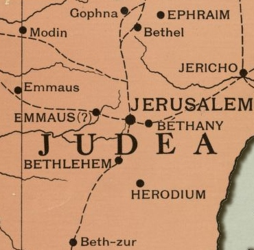 judaea-map